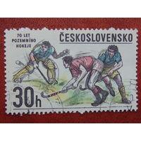 Чехословакия 1978г. Спорт.