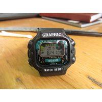 Часы Asahi Graphic электронные/1