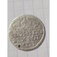 Грош 1624г. (Коронный) Сигизмунд III