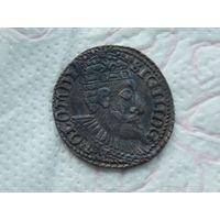 Три гроша 1599 г.( м.д. Олькуш)