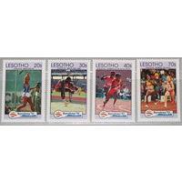 Лесото Олимпиада 1992г.