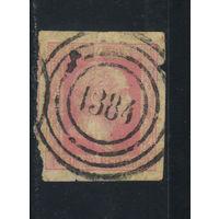 Пруссия Германия 1857 Фридрих Вильгельм IV Стандарт #6