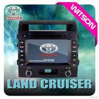 Автомобильный мультимедийный центр WITSON TOYOTA LAND CRUISER 200 (W2-D700T)