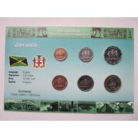 Ямайка, набор монет