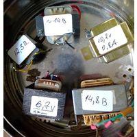 Трансформаторы все по 2 рубля