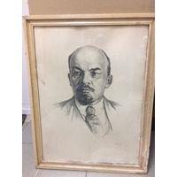 Портрет В.И.Ленина (кабинетный)