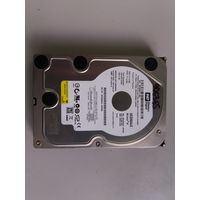 Жесткий диск SATA 320Gb WD WD3200AAJS (906365)