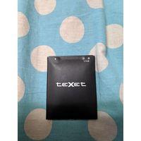 Аккумулятор, батарея для телефона TeXet TM-5006 X-line. Вздутый, на восстановление