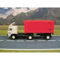 Модель грузового автомобиля Skoda-LIAZ 110. Масштаб HO-1:87.