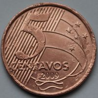 Бразилия, 5 сентаво 2009 г