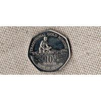 Гайана 10 долларов 2007