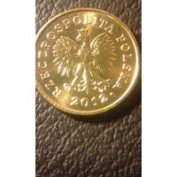 1 грош 2012