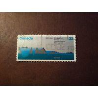 Канада 1984 г.25 лет Морскому пути Святого Лаврентия, 1959-1984 гг.