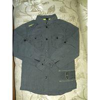 Рубашка рост 134-140
