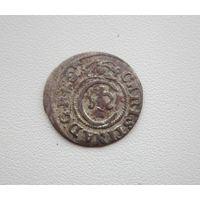 Solidus (Shilling) 1647г. Кристина . С 1 рубля.