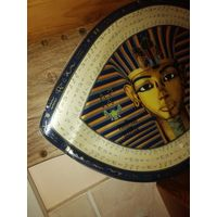 Тарелка Египет декоративная