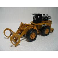 Трактор-погрузчик CATERPILLAR электрофицирован (1)