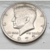 США 1/2 доллара, 1972 1-12-6