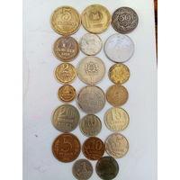 Лот разных монет 1