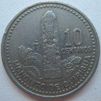 Гватемала 10 сентаво 1997 г. (d)