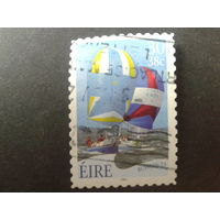 Ирландия 2001 яхты