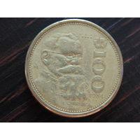 Мексика 100 песо 1984 г.