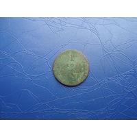 1 грош 1825                    (4765)