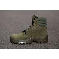 M.229 Oliva Fleece  43й размер  Ботинки замшевые,утепленные обувным флисом