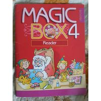 Magic Box 4 Reader, Книга для чтения