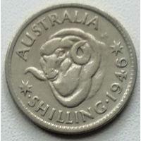 Австралия 1 шиллинг 1946