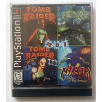 Диск PlayStation 1 Сборник No 12 или 13 3D-Action - II