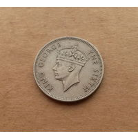 Британская Малайя, Георг VI (1936-1952), 20 центов 1948 г.