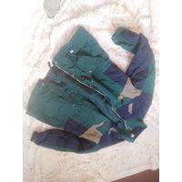 Куртка ветровка для парня р. 54-52