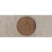 Франция 10 франков 1988/Роллан Гаррос(Nv)