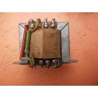 Трансформатор выходной от ламповой радиолы