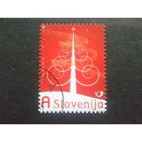 Словения 2009 Рождество