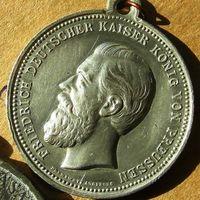 Медаль.Германия..Война 1914-18 года.(15)