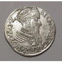 2 грошика Сигизмунда Августа