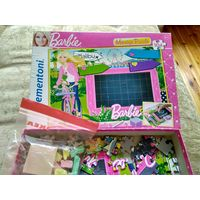 Пазл с доской для рисования Barbie (Германия)