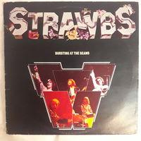 STRAWBS - 1973 - BURSTING AT THE SEAMS, (UK), LP