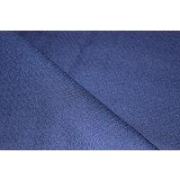 Отрез ткани синяя, шерсть, 1,5 * 1,5. Стоимость за отрез