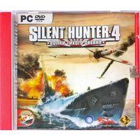 Silent Hunter 4 Волки Тихого океана (2007) DVD
