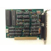 Мультипортовая плата (ISA, 8-bit) 1989г
