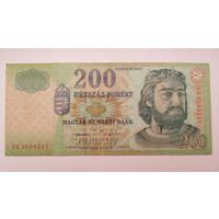 Венгрия 200 форинтов 2005 г. Рспродажа. Старт с 1 руб.