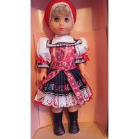 Кукла LIDOVA TVORBA 53 см Чехословакия.