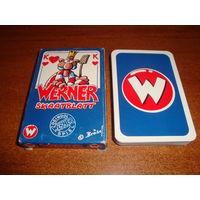 Игральные карты WERNER