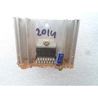 Микросхема TDA7297 с радиатором *2014* оригинал
