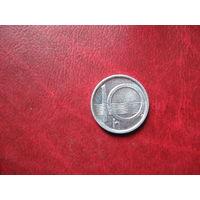 10 геллеров 1999 Чехия