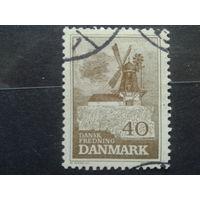 Дания 1965 мельница