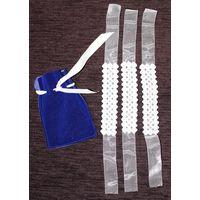 Держатели для салфеток 12шт (вышивка)